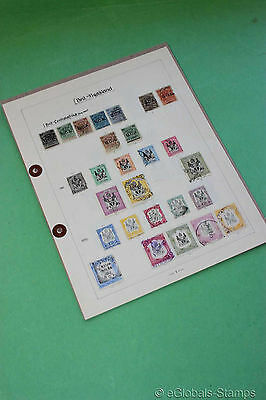 BCA NYASALAND CENTRAL AFRICA Commonwealth GB UK Great Britain Stamp Collection