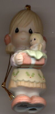 2006 Precious Moments To My Sister You're An Angel To Me NIB Ornament 610031