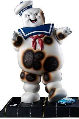Ikon Collectables Ghostbusters Stay Puft Burnt Variant 46 cm Statue