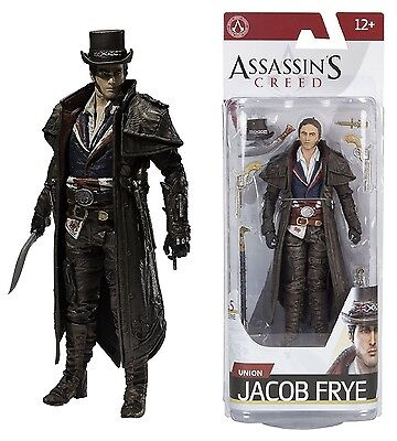 Assassins Creed Union Jacob Frye Series 5 Action Figure McFarlane Toys