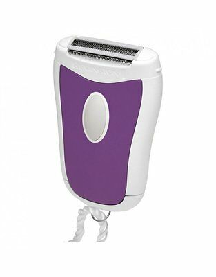 Remington WSF4810 Wet & Dry Smooth & Silky Hypoallergenic Foil Lady Shaver