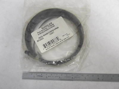 878899 326877 Recoil Rewind Starter Spring for Evinrude Johnson Outboards