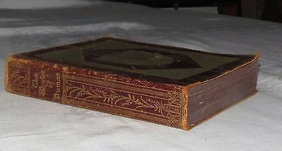 Short Stories by Alexandre Dumas Ten Volumes in One 1927 Leather Bound Edition
