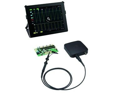 Velleman 2Ch Wifi Digital Storage Oscilloscope Wfs210 2 Independent Channels Dvm