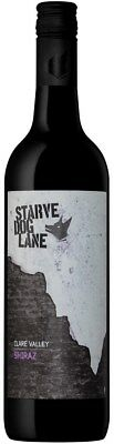 Starve Dog Lane Shiraz 2013 (6 x 750mL), Clare Valley, SA.