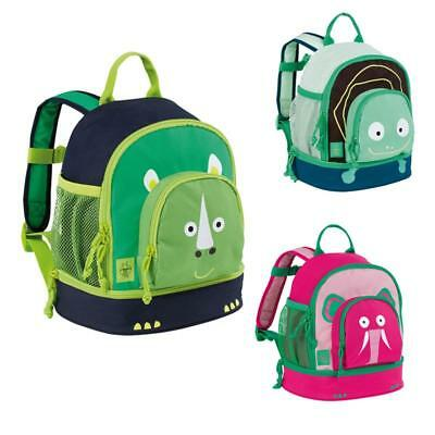 Lässig 4Kids Mini Backpack Wildlife Motivauswahl