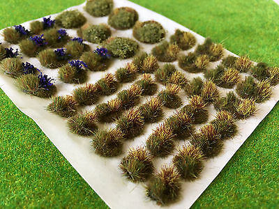 Serious-Play Autumn Pro Dioramas -Static Grass Mixed Tufts Model Scenery Railway