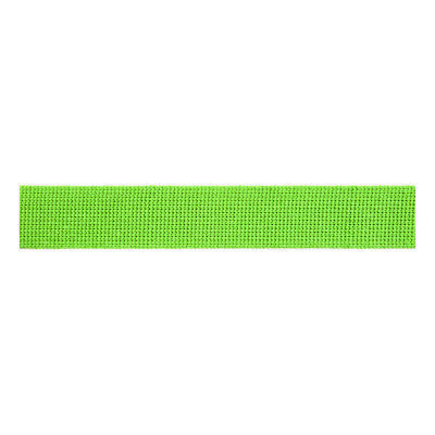 ESSENTIAL| Webbing| Cotton Acrylic| 15m x 30mm| Apple Green| ET617AGRN