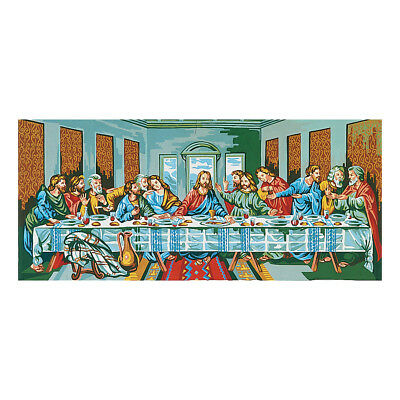 COLLECTION D'ART | Printed Canvas: The Last Supper by Da Vinci |CD12228