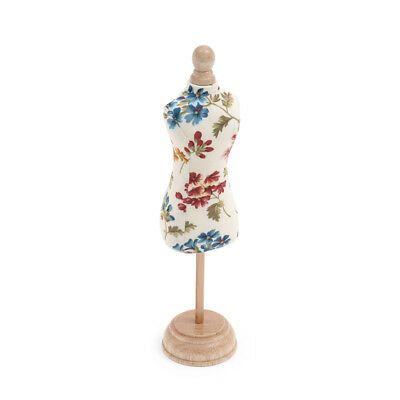 S&W Collection PCDF282 | Dress Form Pin Cushion | Fairfield Pattern