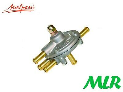 Malpassi Fuel Pressure Regulator For Twin Carb Turbo Systems Fpr010 Mlr.baw