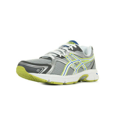 Chaussures Asics homme Gel Pursuit Running taille Gris Grise Textile Lacets