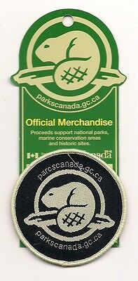 Souvenir Patch - Canada Parks - National Parks
