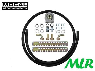 Mocal 5/8 3/4Unf Oil Cooler Fitting Kit Escort Mk1 Mk2 Capri Sierra Cosworth Ik3