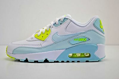 Sports & Fitness NIKE Youth Air Max 90 LTR Running Shoes