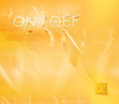 ONF - ON/OFF (1st Mini Album) CD+Photocard+Sticker+Tracking no.