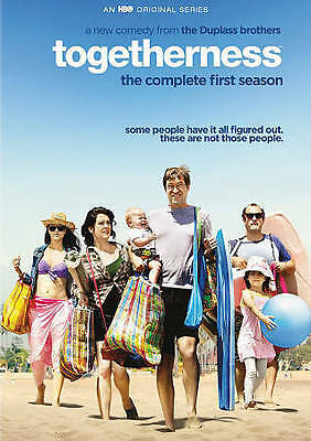 Togetherness: The Complete First Season (DVD, 2016, 4-Disc Set)