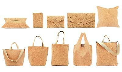 Handmade Cork Wallets Passport Bags Tote Bags - Friendly Handmade Cork Products