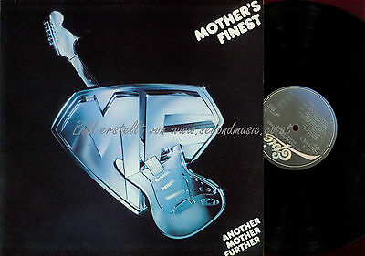 Lp--Mother's Finest Another Mother Further // Nm