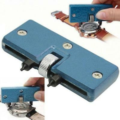 Watch Back Case Opener Screw Wrench Repair Tool Cover Remover Battery Change LC