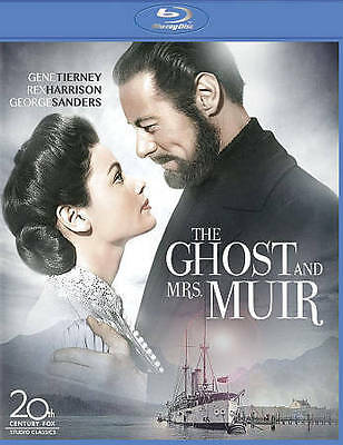 The Ghost and Mrs. Muir [Blu-ray] New DVD! Ships Fast!
