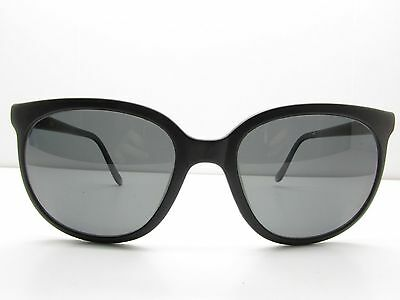 BOLLE EYEGLASSES FRAMES 56-18-140 Black Rectangle Cat Eye 11404 ...