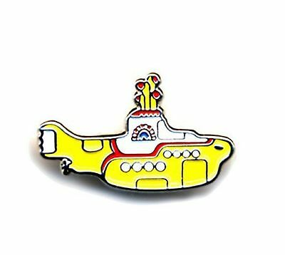 The Beatles Yellow Submarine Official Pin Badge One Size