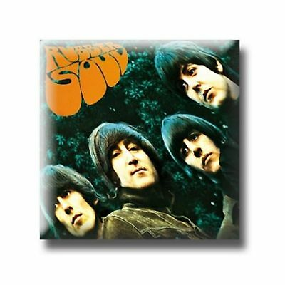 The Beatles Rubber Soul Album new Official Metal Pin badge One Size