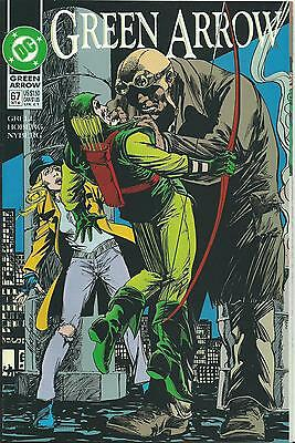 Green Arrow #67 (Dc) (1988 Series)