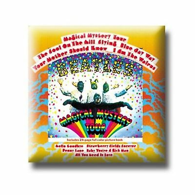 The Beatles Magical Mystery Tour Album new Official Metal Pin badge One Size