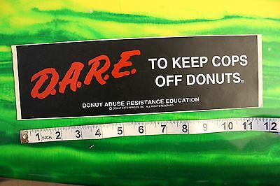 Image result for dare to keep cops off donuts