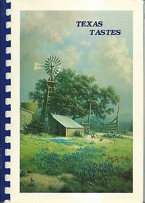 HOUSTON TX 1990 VINTAGE VISIONS OF SUGARPLUMS COOK BOOK TEXAS CITY BALLET OF