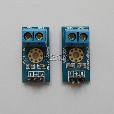 2PCS Standard Voltage Sensor Module For Robot Arduino US SHIP N103
