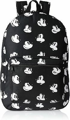 Quick Turn Mickey Toss Head Back Pack New!!