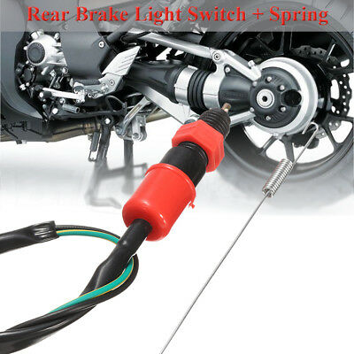 Motorcycle Brake Light Switch Spring For Yamaha Honda Suzuki Kawasaki Triumph