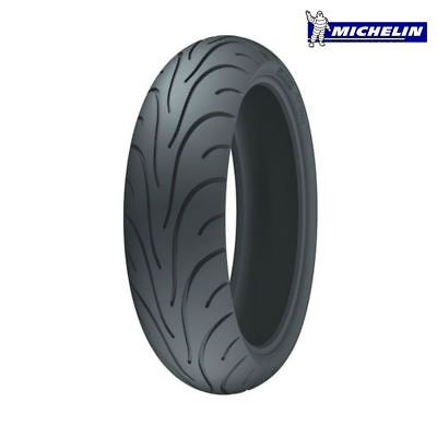 Michelin Pilot Road 2 180/55-ZR17 Motorcycle Tyre Rear Yamaha YZF-R6 99-04