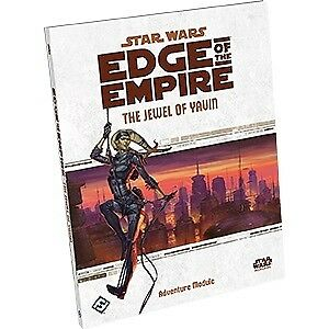 Star Wars Edge Of The Empire The Jewel Of Yavin New!!