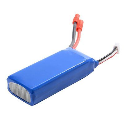 NEW 7.4V 2000mAh 25C Lipo Battery + 2 in 1 Battery Balance Charger For Syma X8W