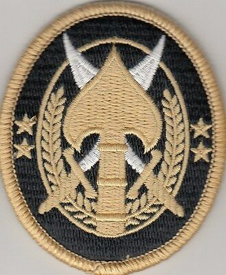 Us Army Patch - Special Operations Joint Task Force-Operation Inherent Resolve