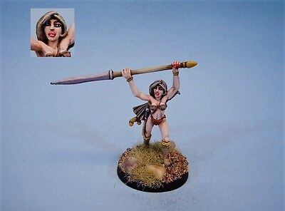 Ral Partha painted miniature Witch Hunter