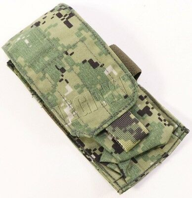 NEW Eagle Industries AOR2 Single (1x2) M4 Mag Pouch - BELT - Navy SEAL 5A2 EIUI
