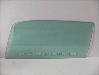 Ford Fairlane 1966 - 1967 - 2Dr Coupe - Left Side Front Door Glass - Green - New