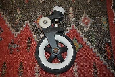 Bugaboo BEE FRONT Wheel & Tyre + Axle Stroller Pram 2010 Spare Parts