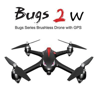 MJX B2W Bugs RC Quadcopter Drone  Ready to fly 2W 2.4G 6-Axis Wifi FPV I5L9