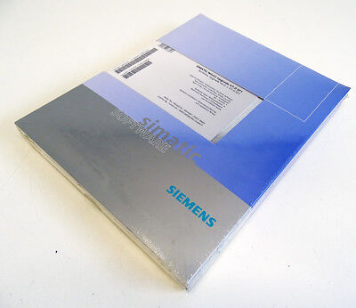Siemens WinCC Upgrade V7.0 SP1 6AV6381-2AA07-0AX4 6AV6 381-2AA07-0AX4 -sealed-