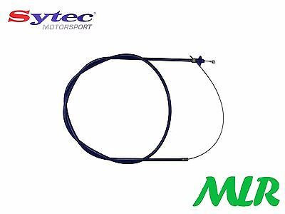 Sytec Universal Blue Throttle Cable For Weber Carbs Injection Throttle Bodies Hp
