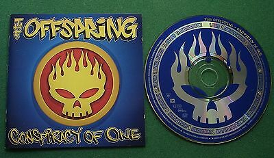 The Offspring Conspiracy Of One inc Original Prankster / Vultures + CD