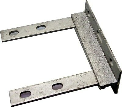 "Sharman MultiCOM 6"" Stand-Off Wall Brackets for CB/HAM Antenna"