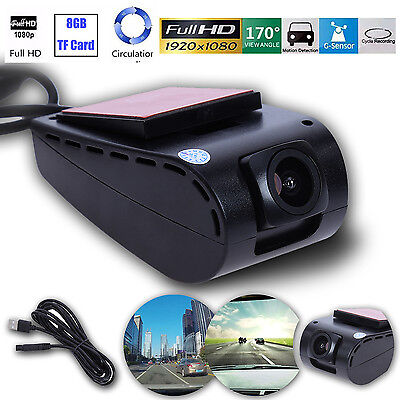 Car DVR Camera Driving Recorder HD 1080P Video USB Cam Android GPS DC 5V AR0130