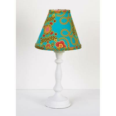 Cotton Tale Gypsy Table Lamp and Shade